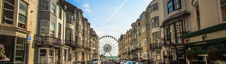 Day Trips to Brighton from Bicester