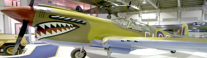 RAF Museum Day Trips from Banbury and Oxford